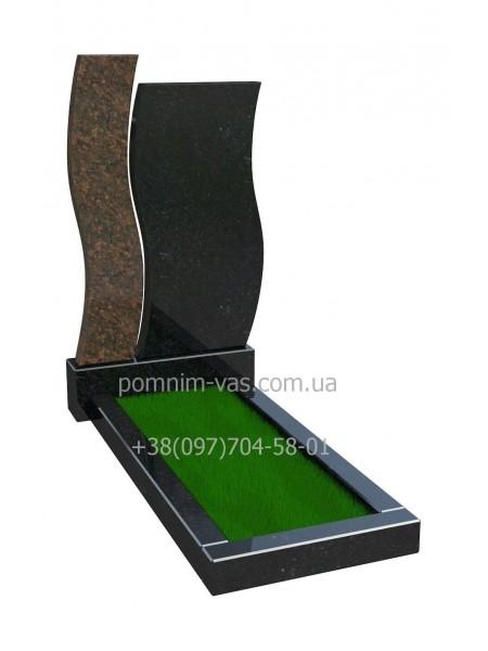ПАМЯТНИК ИЗ ГРАНИТА ПГ-35