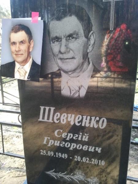Памятники Припять