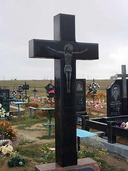 КРЕСТ НА МОГИЛУ KG-12