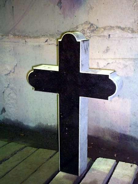 КРЕСТ НА МОГИЛУ KG-38