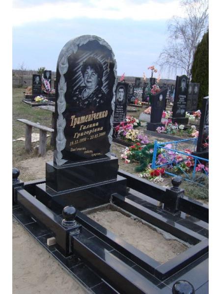 Памятник женщине с.Радовка
